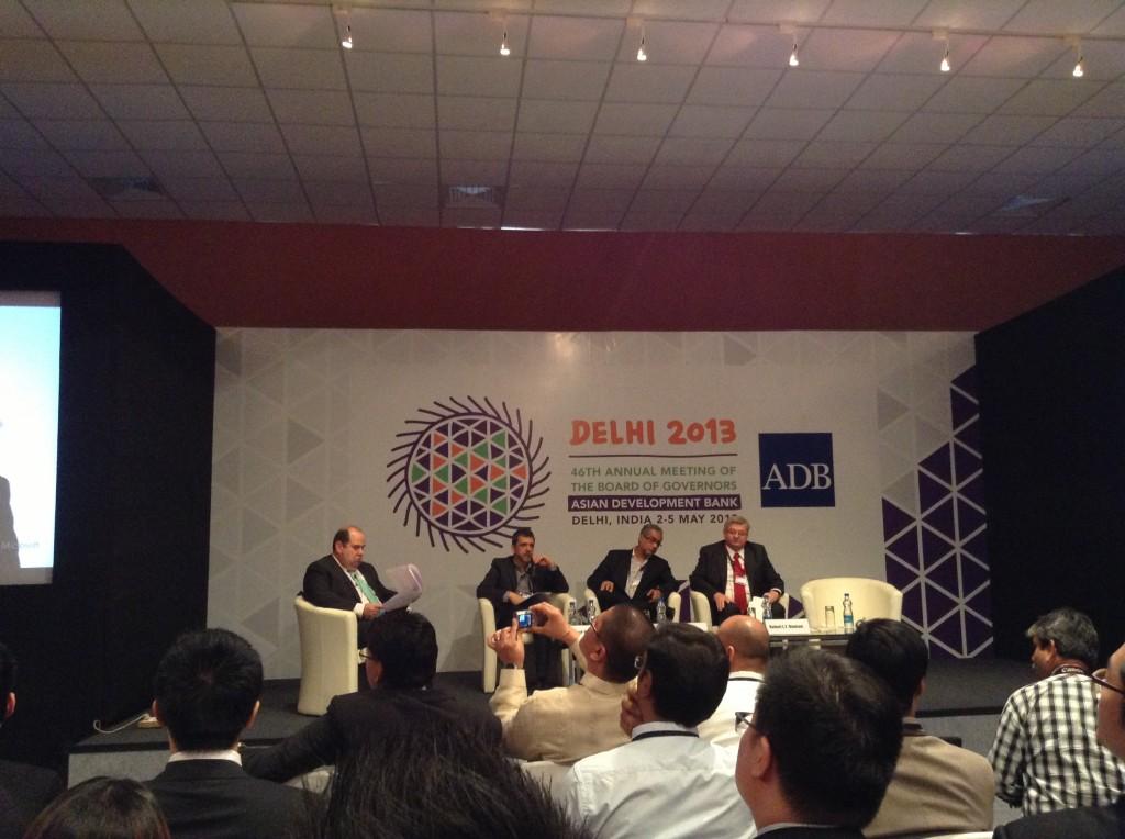 ADB event conference