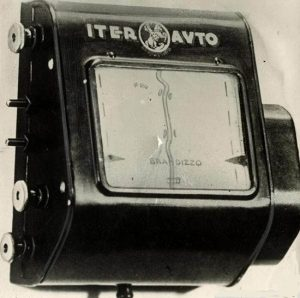 1930s SatNav - The First In-Car Navigation System