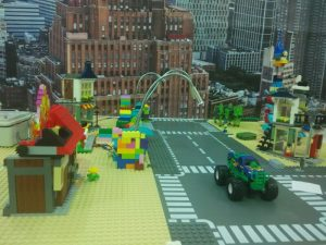 Smart city replica