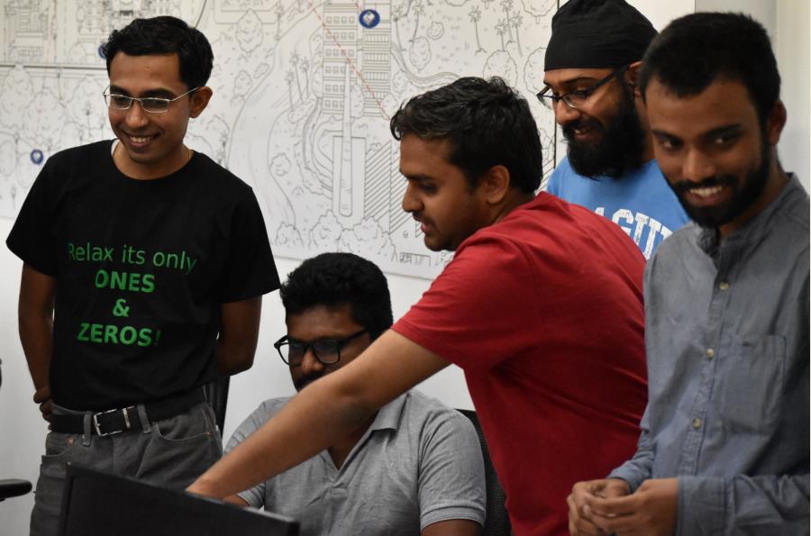 IoT hackathon