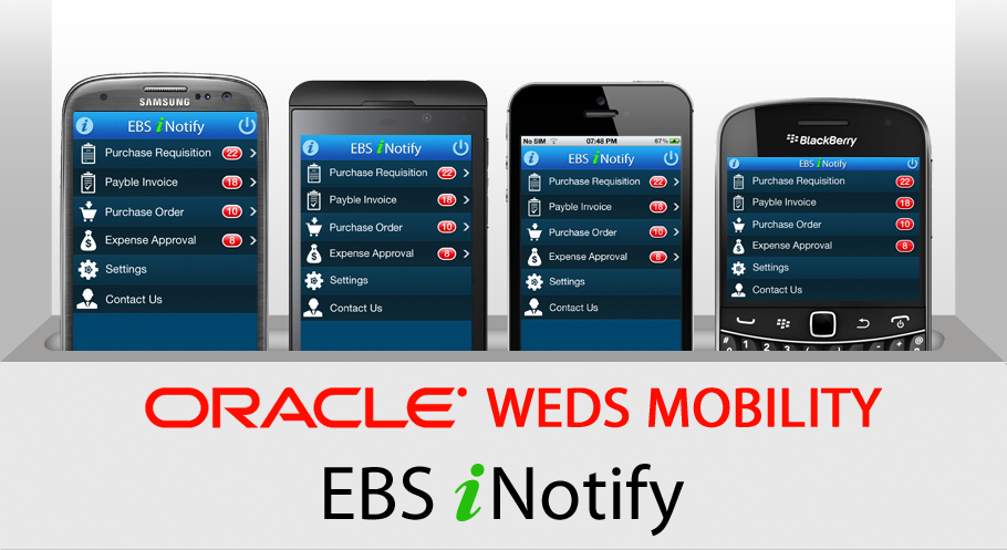 Oracle Weds Mobility