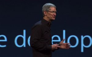 Tim Cook at WWDC 13